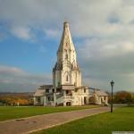 Москва. Осень в парке Коломенское