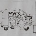 Шри-Ланка. Поездом, Тук-туком, Автобусом (Часть 2)
