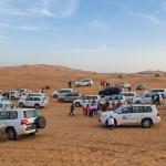 Дубай. Сафари в Пустыне