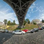 Киев. Панорамы города