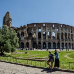 День 1. Прогулка по Риму. Колизей