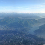 Alps flight