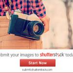 Полгода на Shutterstock